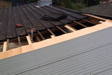 New metal roof installations Melbourne