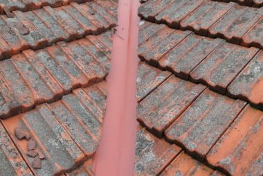 Roof Valley Repair After Repairing