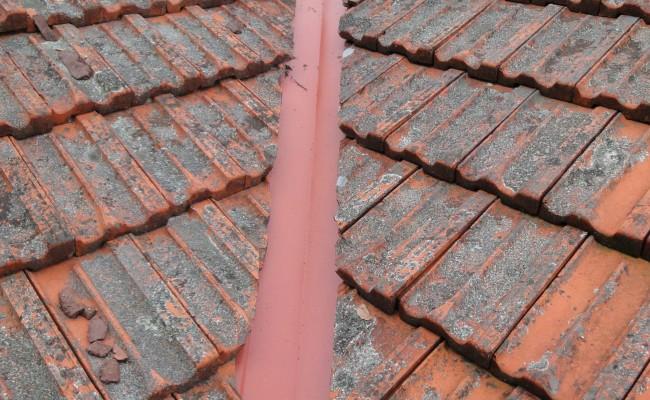 Roof Valley Repair After Repairing