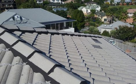 roof Ridge-Repointing